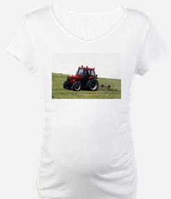 A Red Tractor On The Go Shirt