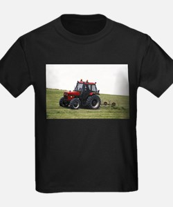 A Red Tractor On The Go T