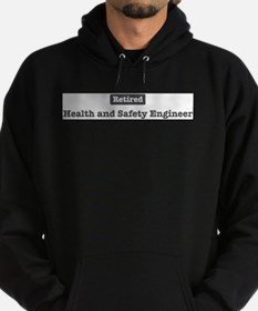 Retired Health and Safety Eng Sweatshirt