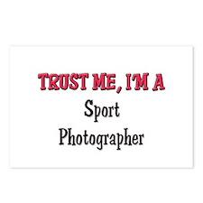 Trust Me I'm a Sport Photographer Postcards (Packa