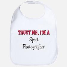 Trust Me I'm a Sport Photographer Bib
