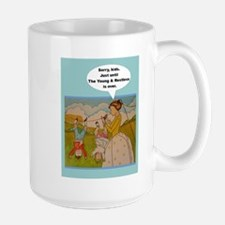 Y & R - Anti-helicopter Parenting Mugs