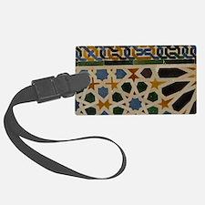 Cute Alhambra Luggage Tag
