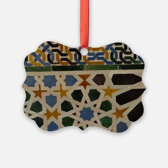Cute Spain alhambra Ornament