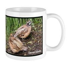 Songbird Mug/Common Quail
