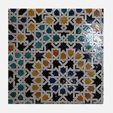 Unique Spain alhambra Tile Coaster