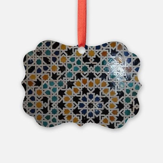 Funny Spain alhambra Ornament