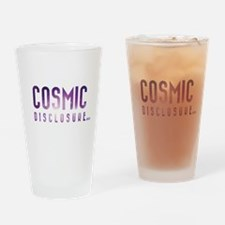 CosmicDisclosure.com Drinking Glass