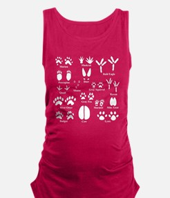 Animal Tracks Collection 1 Tank Top