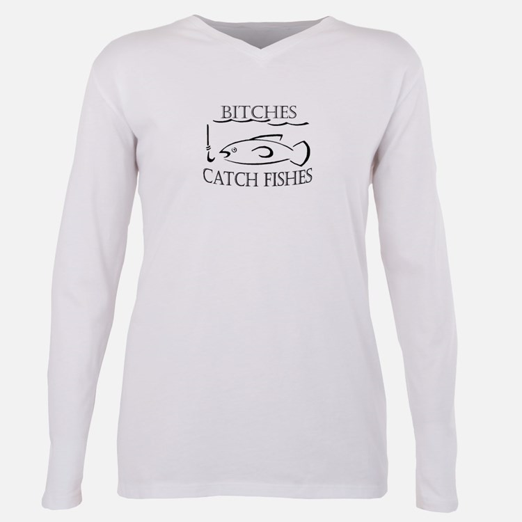 bitchesfishesshirt.gif T-Shirt