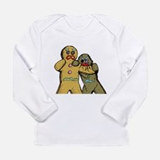 Gingerbread Zombies Long Sleeve T-Shirt
