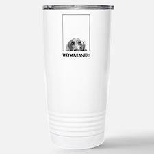 Cool Weims Travel Mug