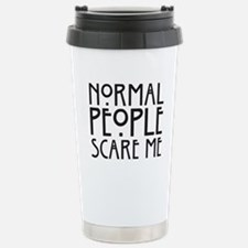 Cute Funny anti christian quotes Travel Mug