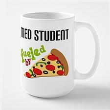 Med Student Funny Pizza Mugs