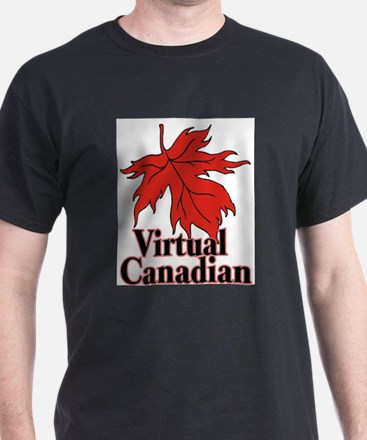 Virtual Canadian T-Shirt