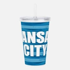 Kansas City Acrylic Double-wall Tumbler