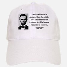 Abraham Lincoln 2 Hat