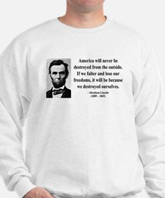 Abraham Lincoln 2 Jumper