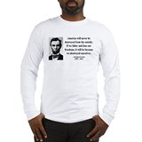 Political Long Sleeve T-shirts
