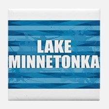 Lake Minnetonka Tile Coaster