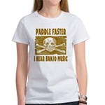 Paddle Faster 5 Women's T-Shirt