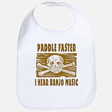 Paddle Faster 5 Bib