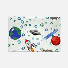 Kids Galaxy Universe Illustrations Magnets