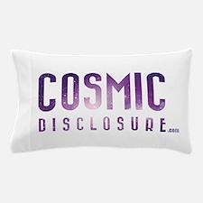 CosmicDisclosure.com Pillow Case
