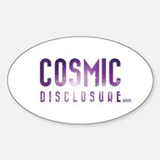 CosmicDisclosure.com Decal