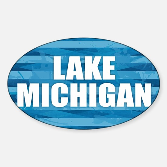Lake Michigan Decal
