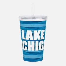 Lake Michigan Acrylic Double-wall Tumbler