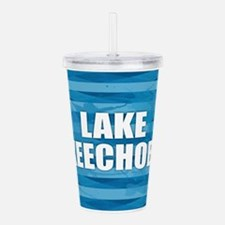 Lake Okeechobee Acrylic Double-wall Tumbler