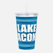 Lake Waconia Acrylic Double-wall Tumbler