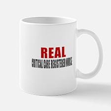 Real Critical Care Registered Nurse Mug
