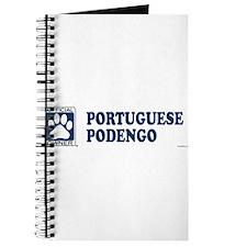 PORTUGUESE PODENGO Journal