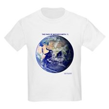 MOTHER EARTH'S FACE T-Shirt