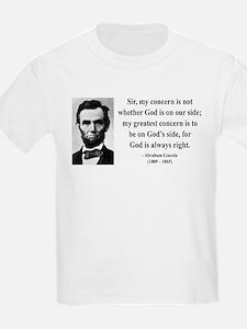 Abraham Lincoln 3 T-Shirt