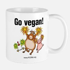 Go Vegan! Cheer Mug