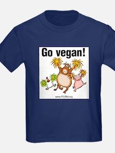 Go Vegan! Cheer T