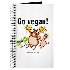 Go Vegan! Cheer Journal