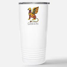 Cute Griffen Travel Mug