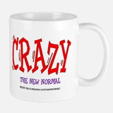 CRAZY copy.png Mugs