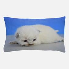 Camilla - Ragdoll Kitten Seal Point Pillow Case
