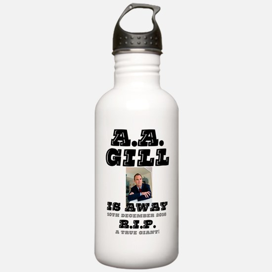 A.A.GILL IS AWAY - 10. Water Bottle