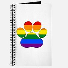 Rainbow Paw Journal