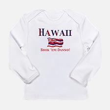 Hawaii Book 'Em Long Sleeve T-Shirt