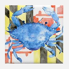 Cute Seafood Tile Coaster