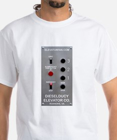 DieselDucy Elevator Button T-Shirt