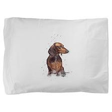 doxie 1 Pillow Sham