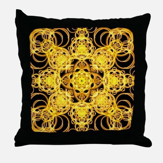 Cool Healer Throw Pillow